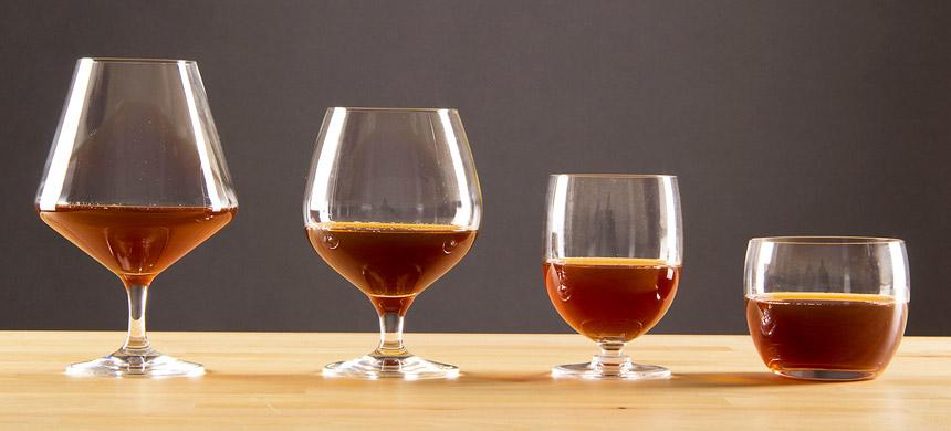 Cognac-Gläser für Cocktail (Foto: didriks / flickr.com)