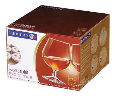 Luminarc Cognacgläser im Karton